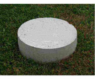Pre-Cast Concrete Foundation Pads